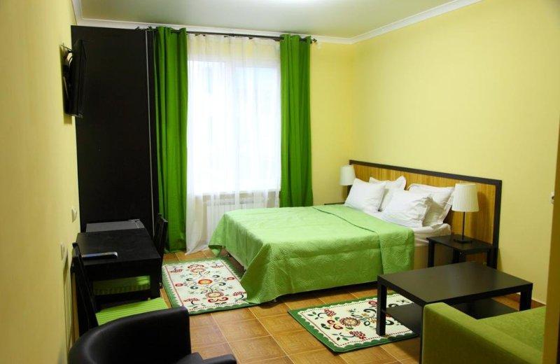 Выбраны недорогие гостиницы с хорошими отзывами около СК Юность